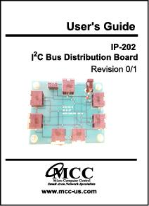 I2C Bus Distribution Board User's Guide