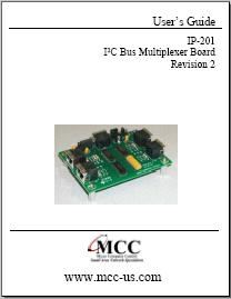I2C Bus Multiplexer Board User's Guide