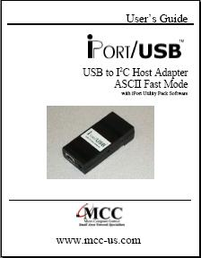 iPort/USB (#MIIC-204) User's Guide