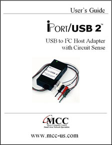 iPort/USB 2 (#MIIC-208) User's Guide