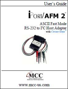iPort/AFM 2 (#MIIC-213) User's Guide