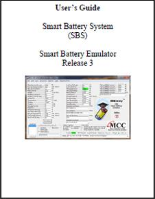 Smart Battery Emulator User's Guide
