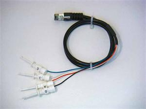 I2C Bus Clip Lead Cable